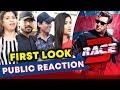 Salman Khan's RACE 3 First Look | PUBLIC REACTION | Fans Excitement