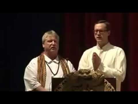 Om Namo Bhagavate Rudraya Mantra - Sing English Man - Indian Culture