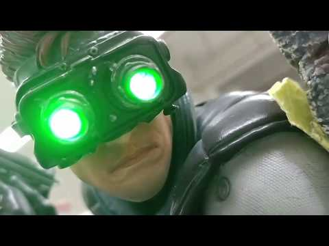Metal Gear Solid: Solid Snake Production Diary: Part One