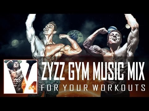 ★ Best workout music mix ★Best Zyzz Gym Music Mix 2016-2017 // Zyzz Playlist [v4]