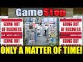 GameStop Is On The Brink Of Being Sold, But It Won't Save Them...