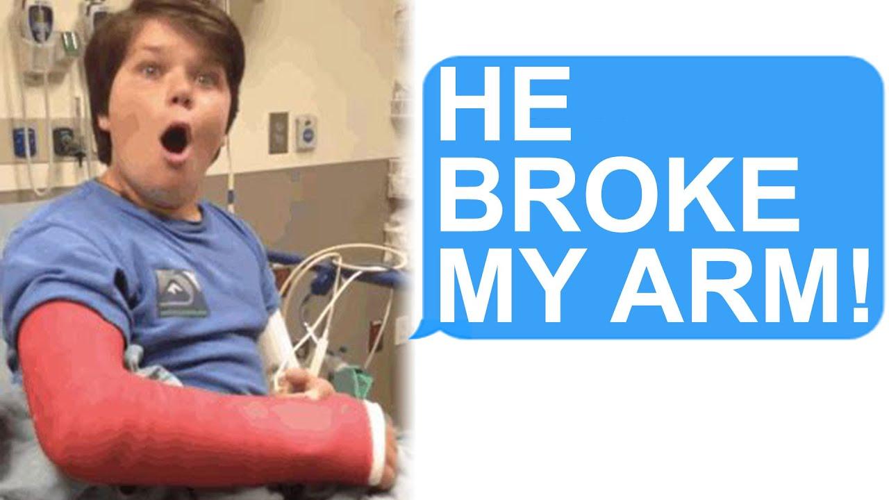 Download r/Prorevenge Break My Mailbox? I'LL BREAK YOUR ARM!