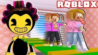 Roblox Escape Bendy Granny! - 2 Player Game