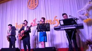 4 Pcs Live Band (VIVO Music Live Band@KL, MALAYSIA)