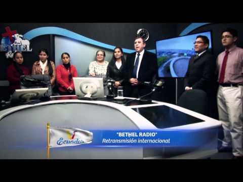 Congreso Sudamericano: Bethel Radio lista para transmitir