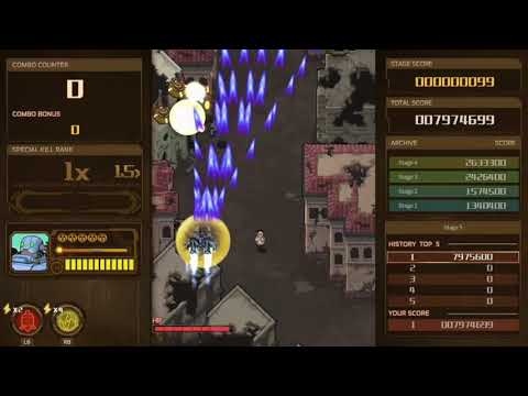 Angerforce: Reloaded stage 5 all enemies destroyed  