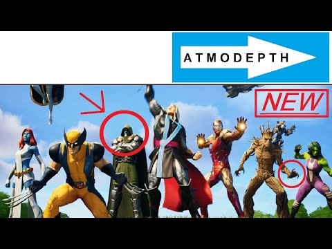 Fortnite Marvel Update Gameplay Video - MYSTORY Nr24