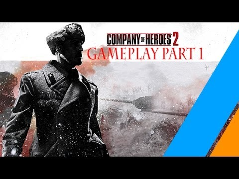 Company of heroes 2 multiplayer  part 1  