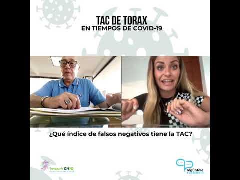 La utilidad de la TAC de tórax de alta resolución en tiempos de COVID-19