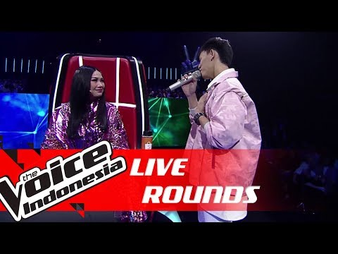 Febri - Sorry (Justin Bieber)   Live Rounds   The Voice Indonesia GTV 2018
