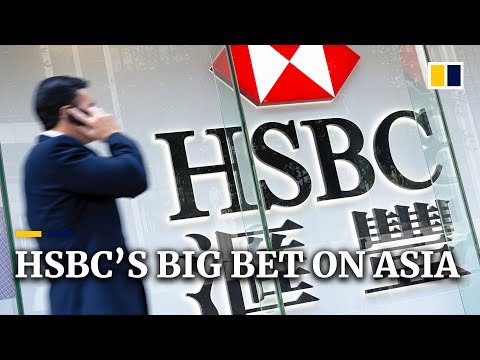 HSBC doubles down on Asia in massive staffing overhaul