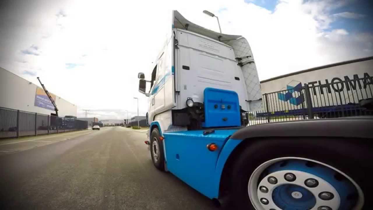 Ongebruikt Scania R500 Semtrade ( Loud!!! ) - YouTube CJ-47
