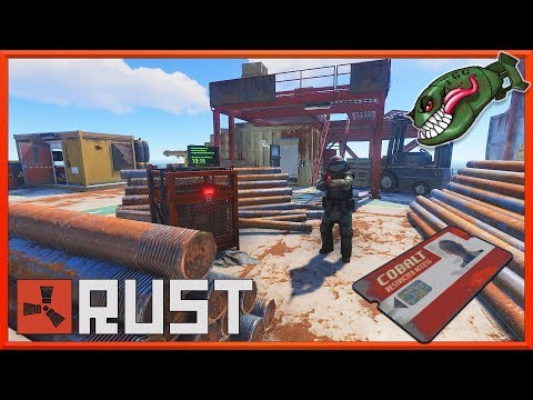 Steam Community :: Guide :: Rust Monument, Oil Rig