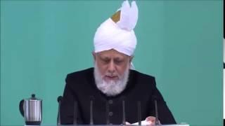 Invitez les autres à l'Islam et l'Ahmadiyya - sermon du 13 03 2015