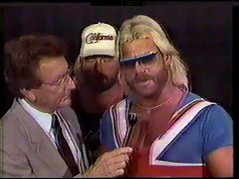 Memphis Arena TV June 22, 1985