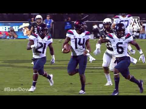 Khalil Tate - National Player of the Week