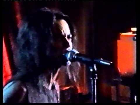 Dead Moon  Johnny´s got a gun  live Heidelberg 1999  Underground Live TV recording