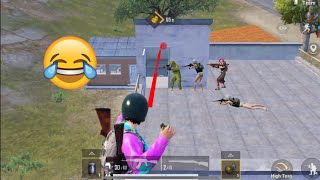 PUBG MOBILE FUNNY & HILARIOUS MOMENTS