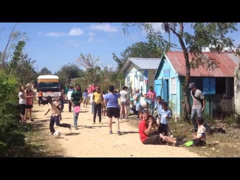 Mendoza School: Recess