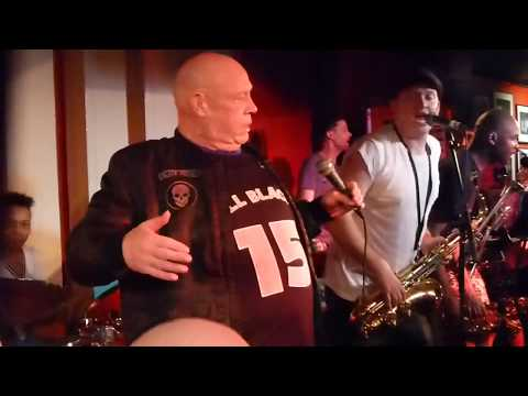 Bad Manners - FATTY FATTY live @ The100 Club 2017
