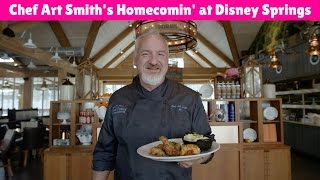 Florida Travel: Dine at Chef Art Smith's Homecomin' at Disney Springs