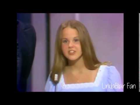 Linda Blair In The Academy Awards (1974)