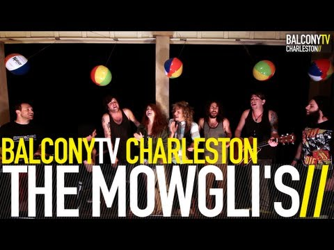 THE MOWGLI'S - CLEAN LIGHT (BalconyTV)