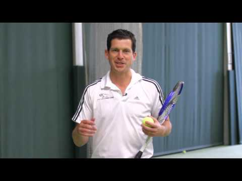 Tim Henman's Top Tips - The Perfect Serve