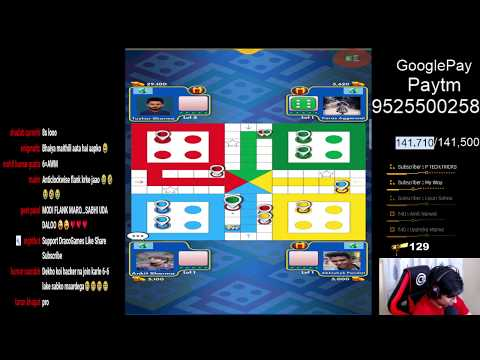 Fun Stream : Let's Talk & Play Ludo  : Subscribe & Join