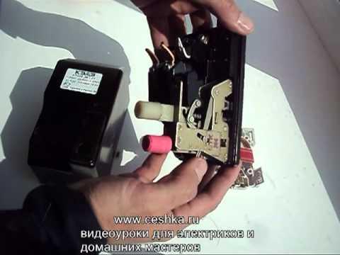 Автоматический выключатель АП