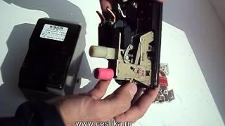 видео Устройство автоматических выключателей АП-50, монтаж автоматических выключателей серии АП-50