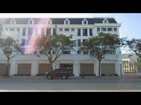 Cho Thuê Nhà Hải Phòng Shophouse Số 114 Dự án Làng Việt Kiều, Quận Lê Chân