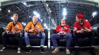 NHL 15 Showmatch: Eisbären Berlin vs. Grizzly Adams Wolfsburg