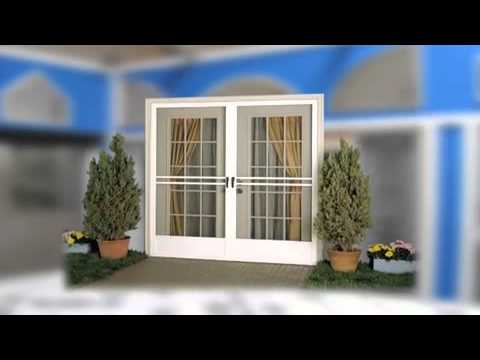 Henderson, NV, screen doors, sliding, swinging, retractable, security, storm, pet, door