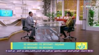 8 الصبح - د/أحمد صبري يوضح معدل إنقاص الوزن المناسب بعد الشفاء من