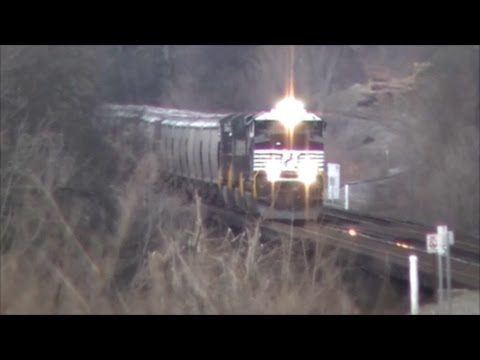 A cold day for Intermodal railfan