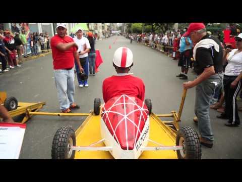 Caracas celebró 55 años de la Carrera de Carritos YMCA
