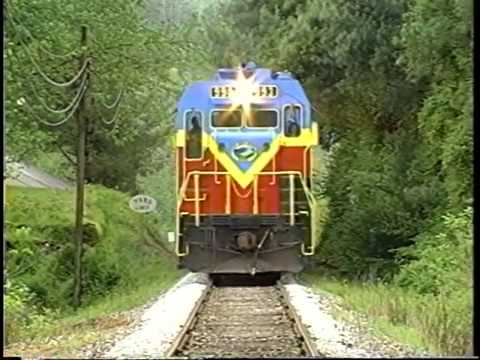 All Aboard! - The Great Smoky Mountains Railroad (1992)