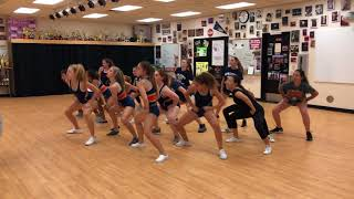 Upper School Dance with Sean Green 8/30/18