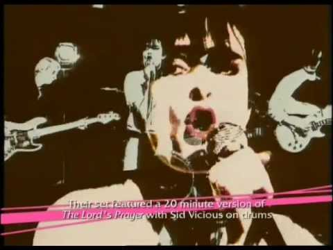 Siouxsie And The Banshees - Hong Kong Garden.