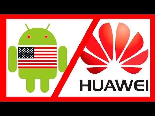 Divorcio entre Google y Huawei... ¡La que ha liado Trump!