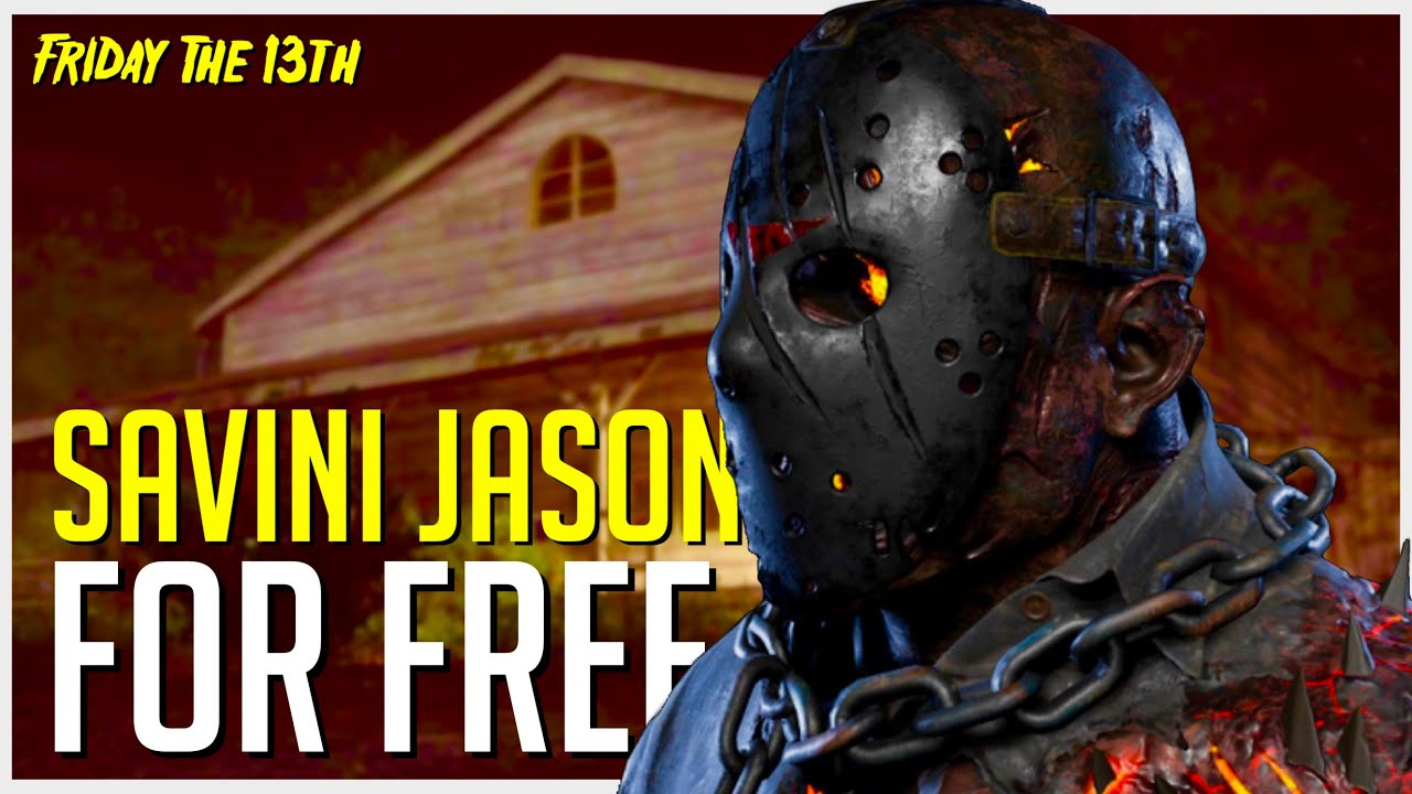 HOW TO GET SAVINI JASON 2021!! STILL WORKING!! Friday the 13th The Game