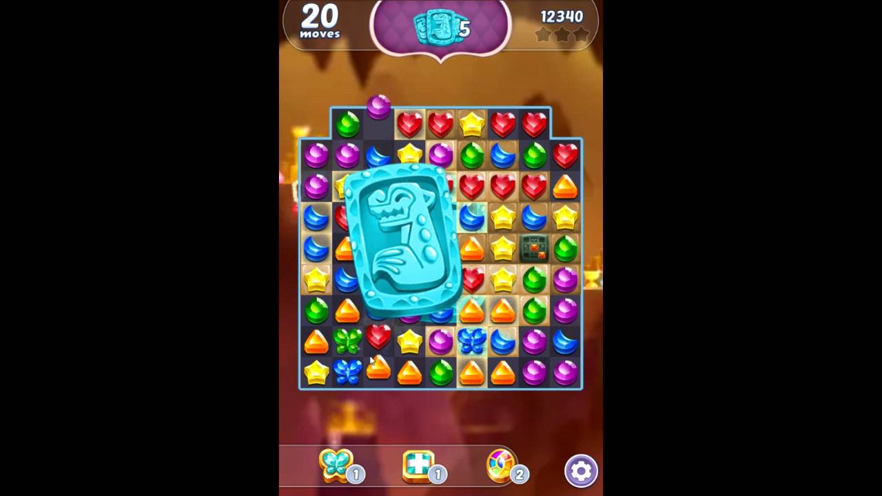 Levelbeater - How to beat Genies & Gems level 196