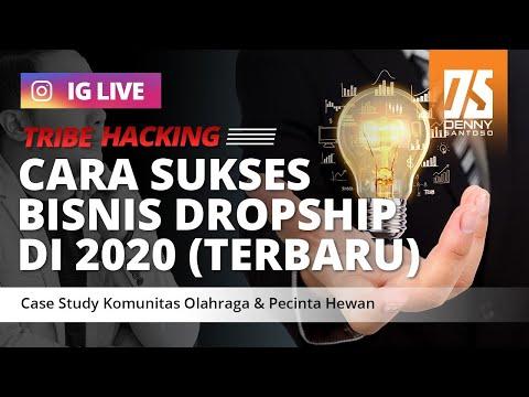 Cara Sukses Bisnis Dropship di 2020 Dengan Tribe Hacking - Case Study : Komunitas Hewan & Archery thumbnail