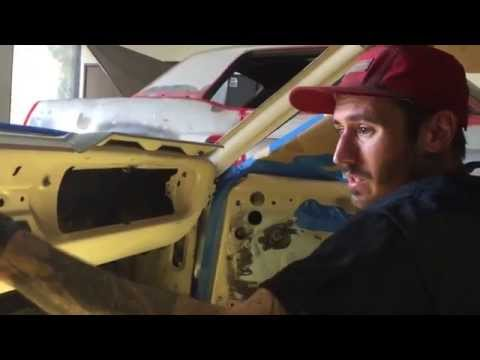 Painting The Interior Peter's 1966 Mustang Coupe Day 54 - Part 3
