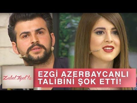 Zuhal Topal'la 184. Bölüm (HD) | Ezgi'den Azerbaycanlı Talibine Şok Cevap!