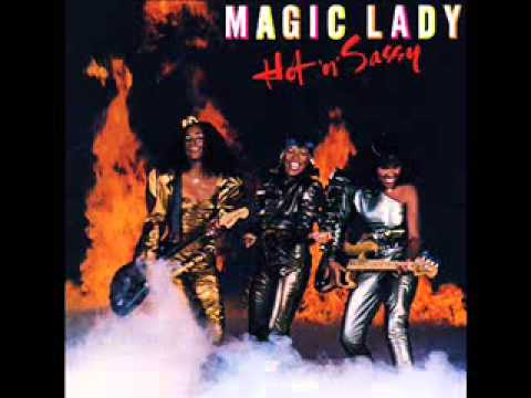 Magic Lady - Sexy Body