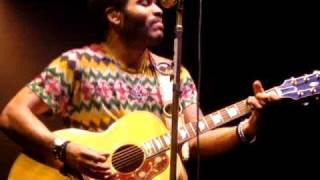 Lenny Kravitz @ Limoges - Stillness Of Heart (Acoustic Version)