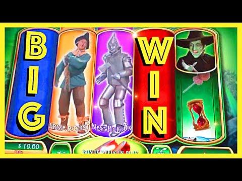 IT'S A COMEBACK W/ REX!! ★ BIG WIN! ★ 'RUBY SLIPPERS' SLOT - 동영상