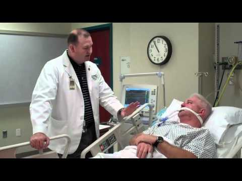 Checking Patient (NIF) Negative Inspiratory Force with Patient on Vent